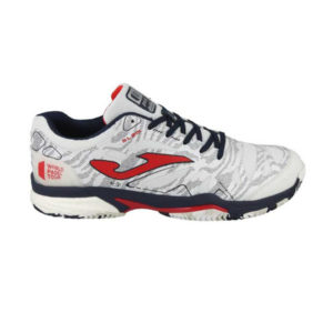 ZAPATILLA JOMA T.SLAM MEN CLAY WPT BLANCA