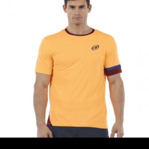 bullpadel-camiseta-carpeter-mandarina