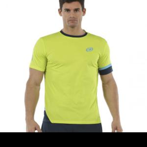 bullpadel-camiseta-carpeter-verde-fluor